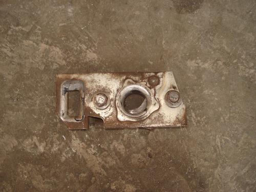 cerradura inferior capot apertura spark 100% original gm