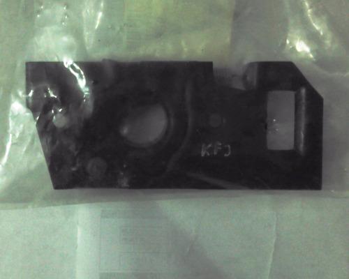 cerradura inferior capot para spark original gm 96663197