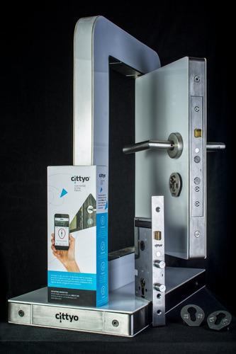 cerradura inteligente cittyo smart lock