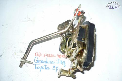 cerradura izquierda toyota 3f (ml436)