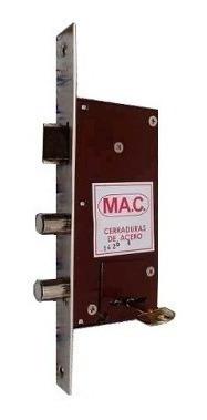 cerradura mac 43 automatica mas 10 copias adicionales