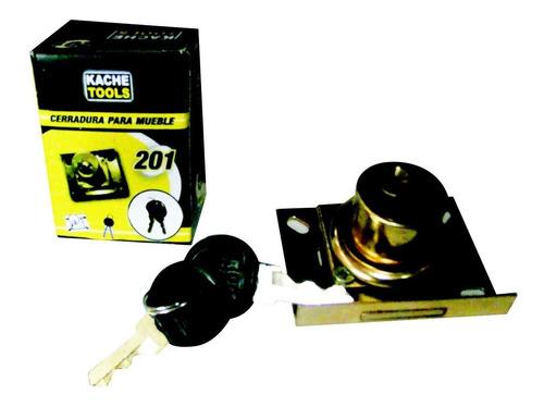cerradura mueble kache tools ref 505 , 21 mm  (ue=240)