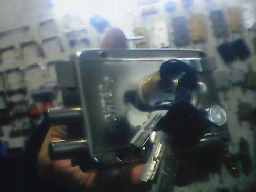 cerradura multipunto 6 llaves facil instalacion cerrajeria