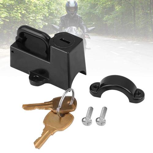 Cerradura de casco de moto para cerradura de casco de moto 1-1//4 a 1-1//2 4232