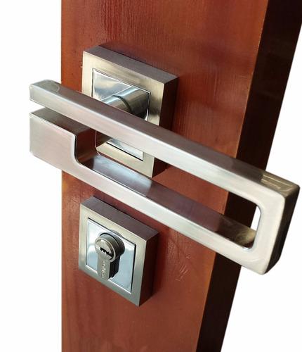 cerradura para puerta de entrada ashico hermes