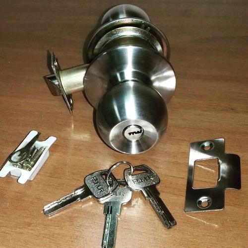 Cerradura pomo con llave multipunto 616 00 en mercado - Pomo con cerradura ...