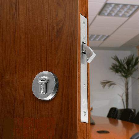 Cerradura p puerta corrediza ac inox alta segurid - Cerradura seguridad puerta ...
