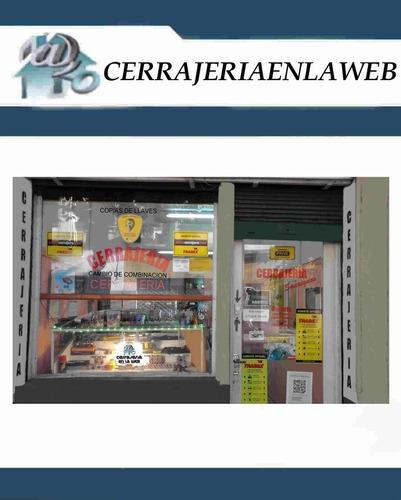 cerradura prive 2001 3 llaves compatible con acytra 101 kallay 4000, roa 108 consulte por copias a precios promocionales