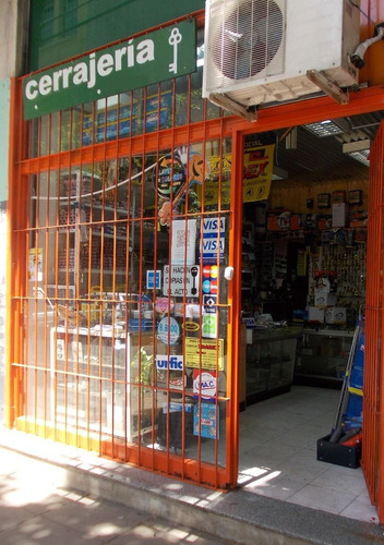 cerradura puerta blindex kallay 6000 bronce pulido