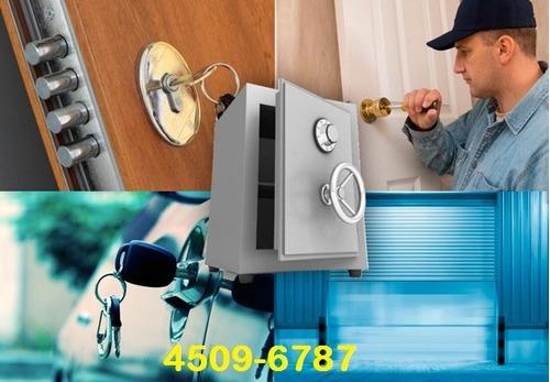 cerrajeria 24 horas 47621599 puertas blindex - casas - autos