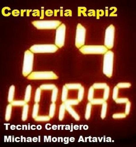 cerrajeria 24 horas express 86389464