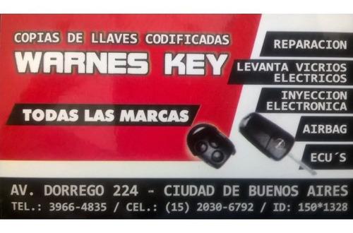 cerrajería copia llaves codificadas original y alternativa