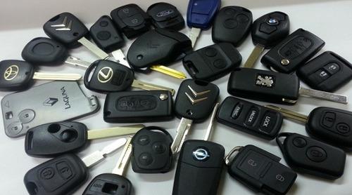cerrajería del automotor - llaves codificadas autos
