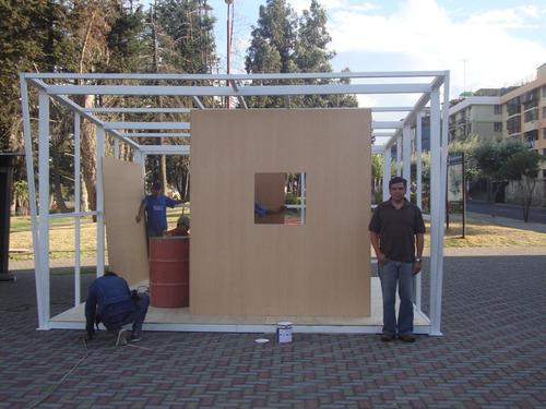 cerrajería estructuras metalicas cubiertas puertas pasamanos