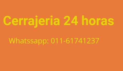 cerrajeria urgencias 24hs
