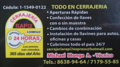 cerrajero express coronado 86389464