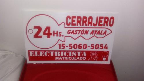 cerrajero y electricista 24h