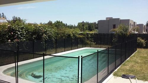 cerramiento para piscinas removible seguridad niños redpro