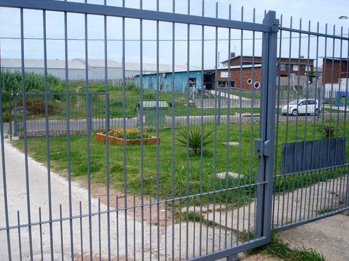 cerramiento perimetral seguridad en hierro