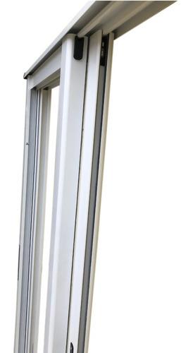 cerramiento quincho balcón aluminio a30 new 300x200  2 hojas