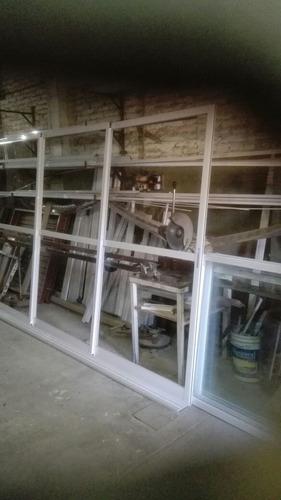 cerramientos de aluminio