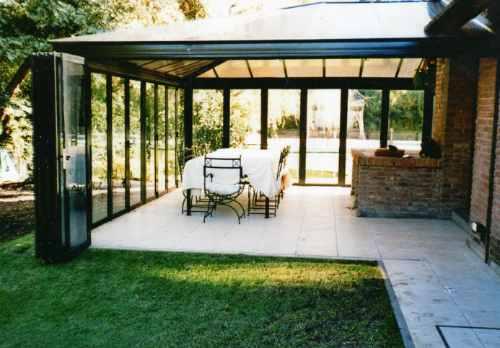 Cerramientos de aluminio ambientes vidriados techos - Cerramientos para patios ...