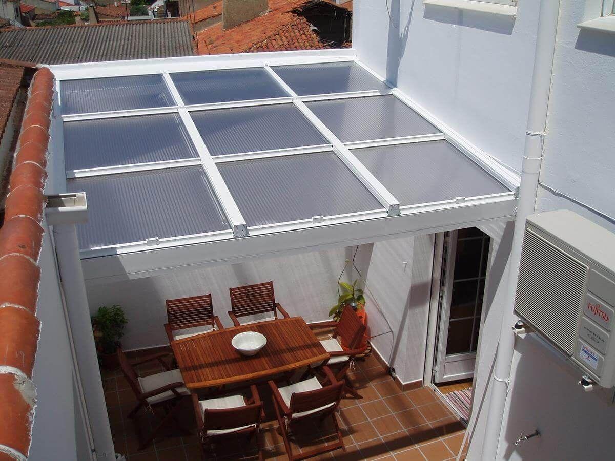 Cerramientos De Aluminio Balcones Techos Lavaderos 100 En - Balcones-aluminio