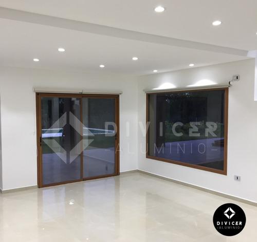 cerramientos de aluminio, techos corredizos y mas  consulte