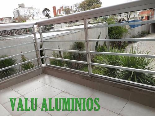 cerramientos de aluminio y cristales