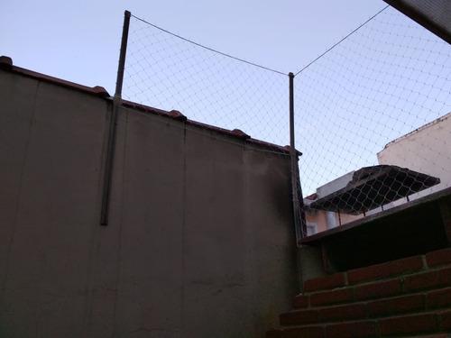 cerramientos de balcones, city redes en remedios de escalada