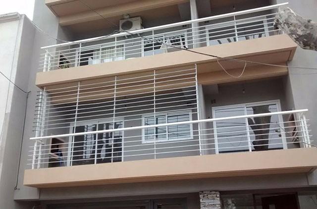 cerramientos de balcones reja y malla metalica - Cerramientos De Balcones