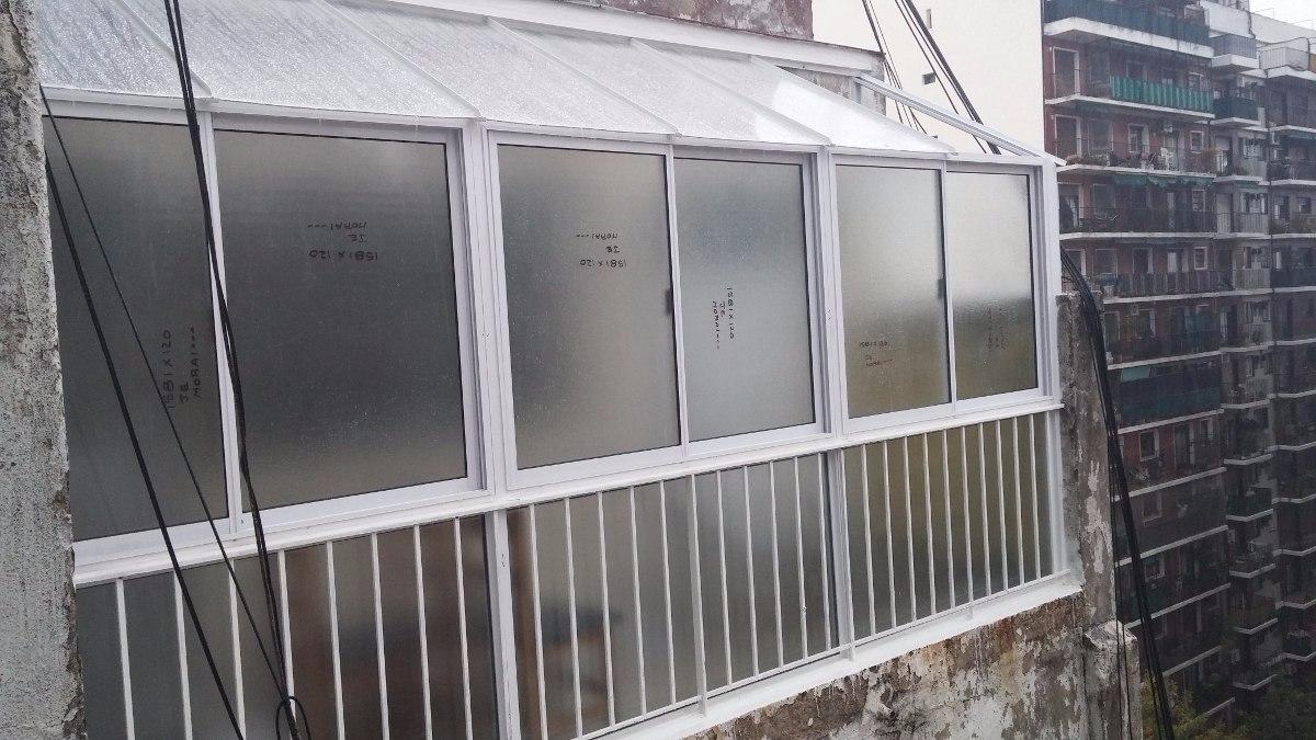 cerramientos de balcones y quinchos cargando zoom - Cerramientos De Balcones