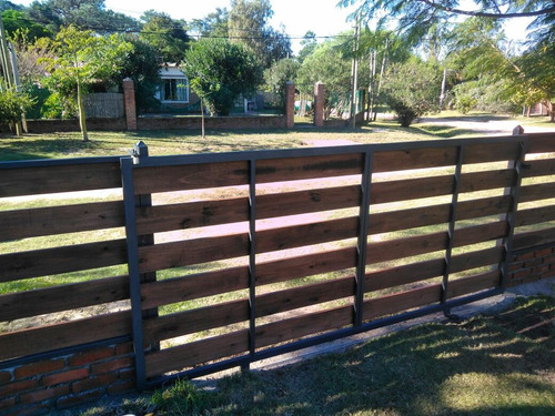 cerramientos perimetrales, madera, tejido,treillage