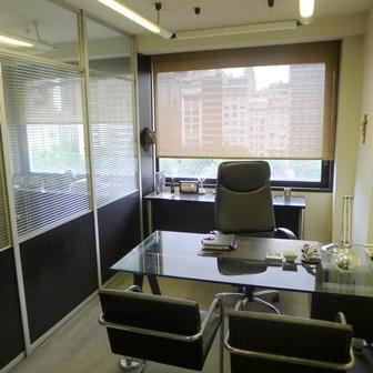 cerrito 1300 - barrio norte - oficinas planta dividida - alquiler