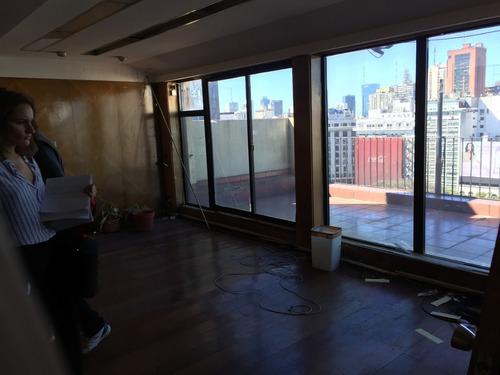 cerrito 268 - oficina en alquiler en microcentro - piso 11