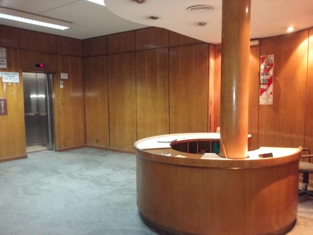 cerrito 268 - oficina en alquiler en microcentro - piso 9