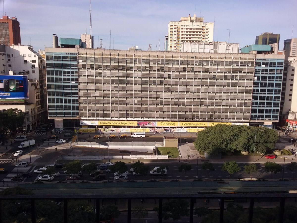 cerrito 268 - oficina en alquiler- microcentro- pisos 8 a 12