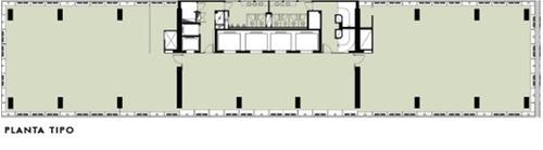 cerrito 700 oficina en alquiler 550 m²