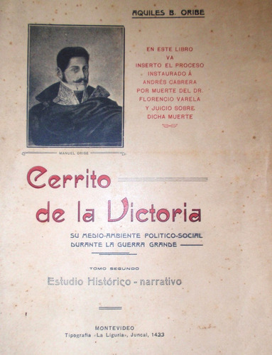 cerrito victoria ambiente estudio historic 3 t guerra grande