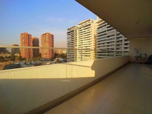 cerro colorado / parque arauco / edificio de primer nivel
