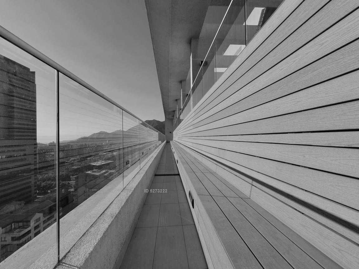 cerro colorado / parque arauco / hermosa vista / amoblado