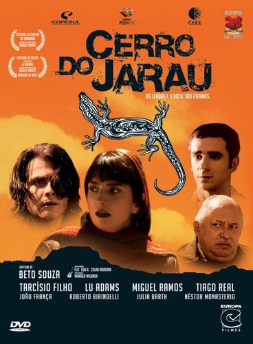 cerro do jarau - dvd duplo - tarcísio filho - miguel ramos