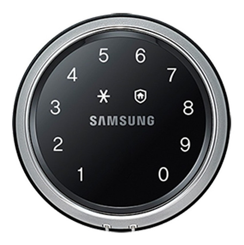 cerrojo digital samsung clave y tarjeta (shs-d607)