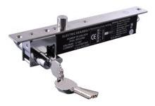 cerrojo electromecánico yb-600 c/llave. - lcp