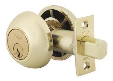 cerrojo llave llave 170 1/4 dorada yale sku 0004012 ue x 32