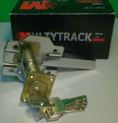 cerrojo pasador reforzado yaltres con antipanico 5 llaves