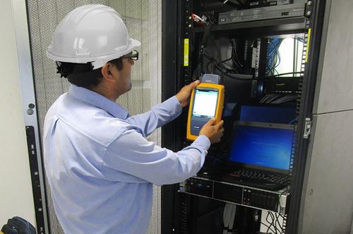 certificacion cableado estructurado y fusion de fibra optica
