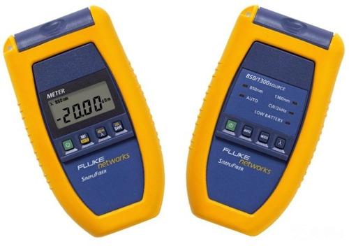 certificacion cableado fluke- fusiones fibra optica y otdr