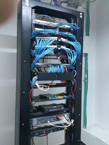certificación de cableado estructurado datos y voz