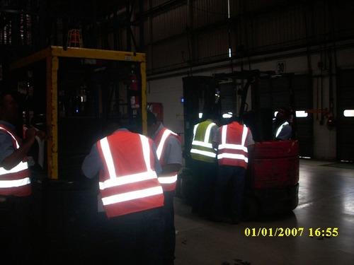 certificacion de operadores de montacargas barquisimeto